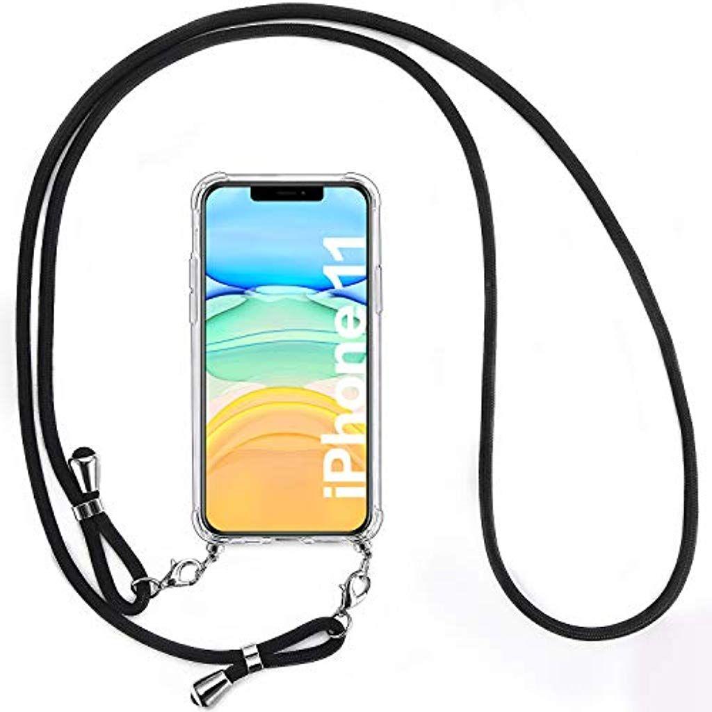 EASYACC CUSTODIA IPHONE 11 Cover + Pellicola in Vetro Temperato