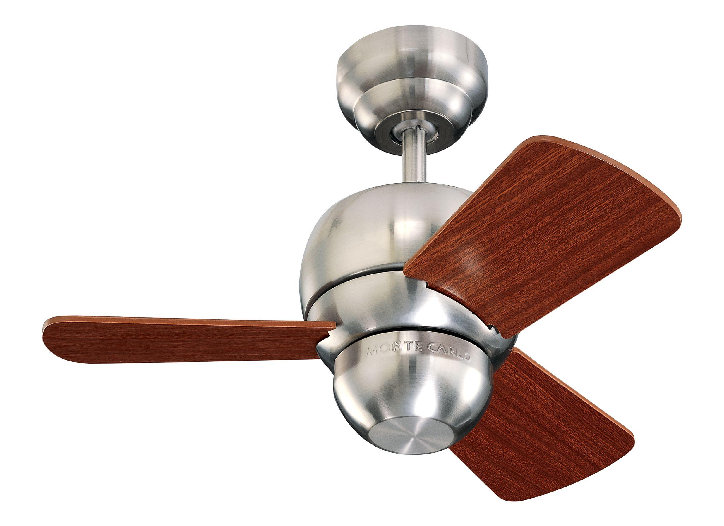 MONTE CARLO FAN 3TF24BS | Ceiling fan, Ceiling fan with ...