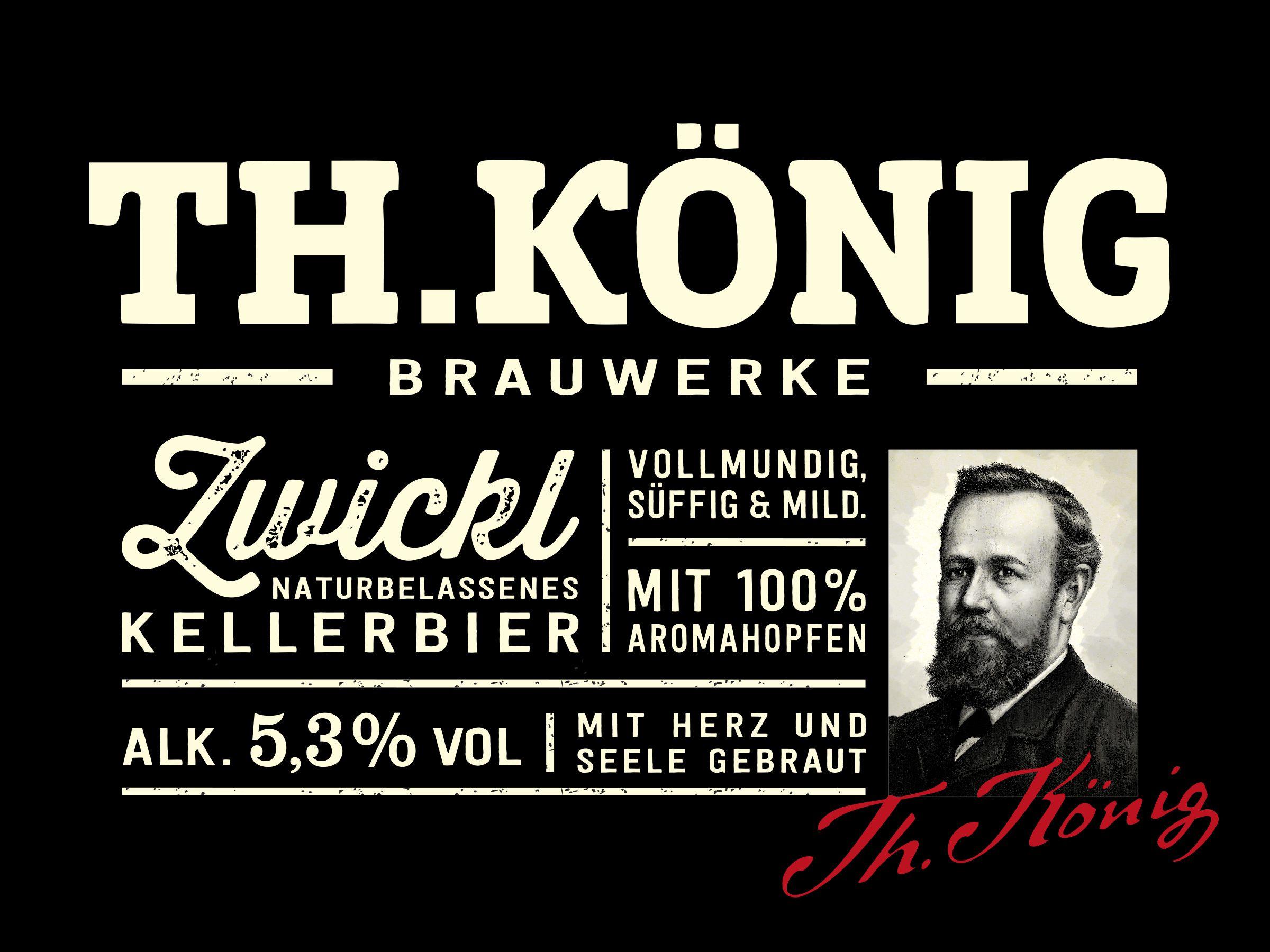 TH.KÖNIG Specialty Beer — The Dieline - Branding & Packaging Design