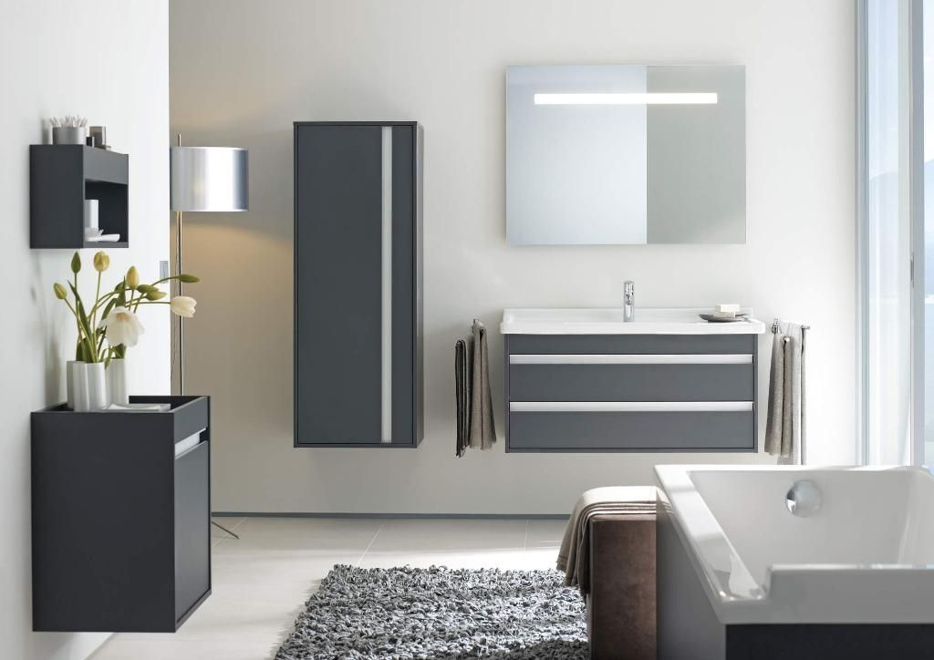 Bathroom ideas Be inspired Duravit baie Pinterest Baies
