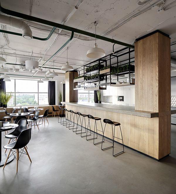 Interactive Kitchen Design Free: Kitchen For Vizor Interactive (Minsk HQ) On Behance