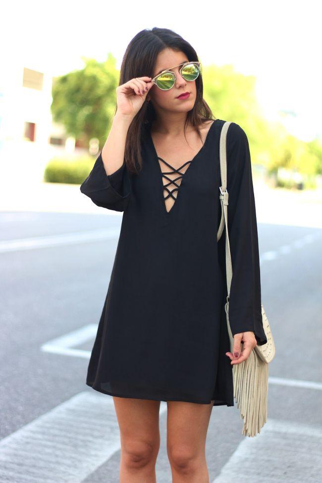 Black Dress By Crazy Closet