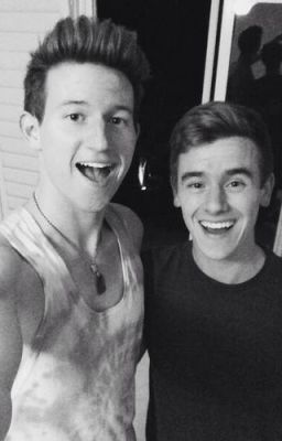 Your New Neighbor (Connor Franta/Ricky Dillon)