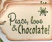yes Chocolate!