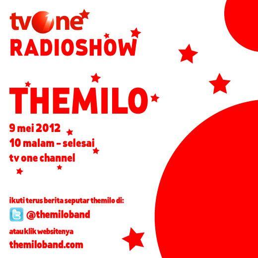 Coming Soon: Radioshow TVOne - via http://bit.ly/epinner