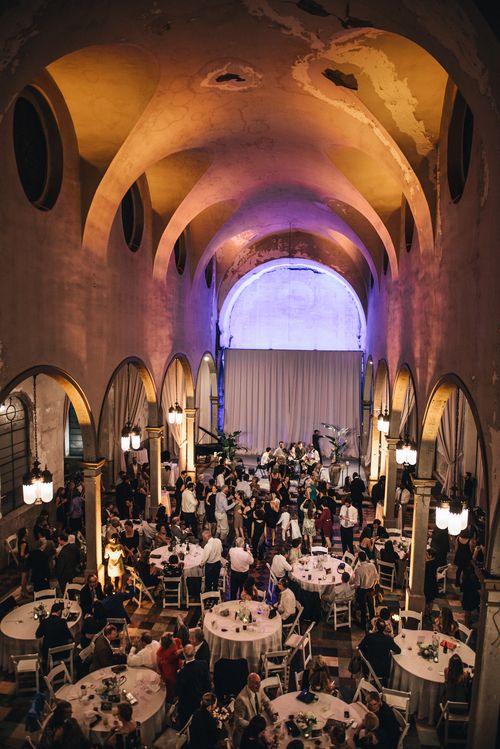 Marigny Opera House Wedding In New Orleans