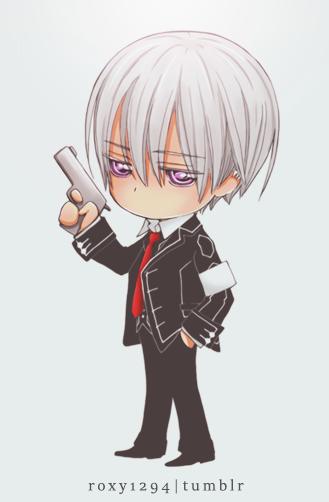 Kiryu Zero (Vampire Knight)   Anime   Pinterest