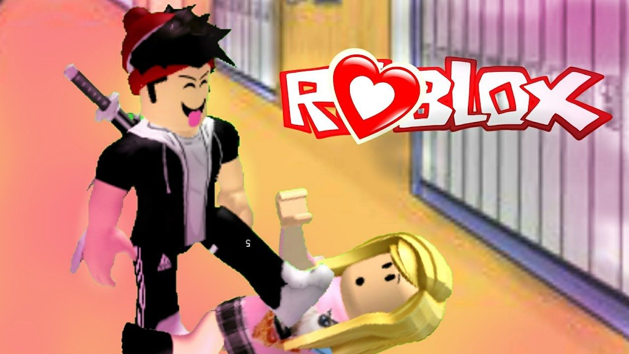 My Bully Fell In Love With Me Roblox High School Roleplay