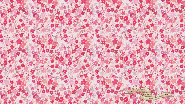 Free Download Vintage Floral Wallpaper Hd Vintage Floral Wallpapers Vintage Desktop Wallpapers Pink Roses Background