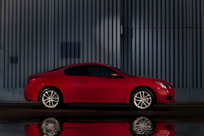 Nissan Altima Coupe 2011 First Ever Car Payment