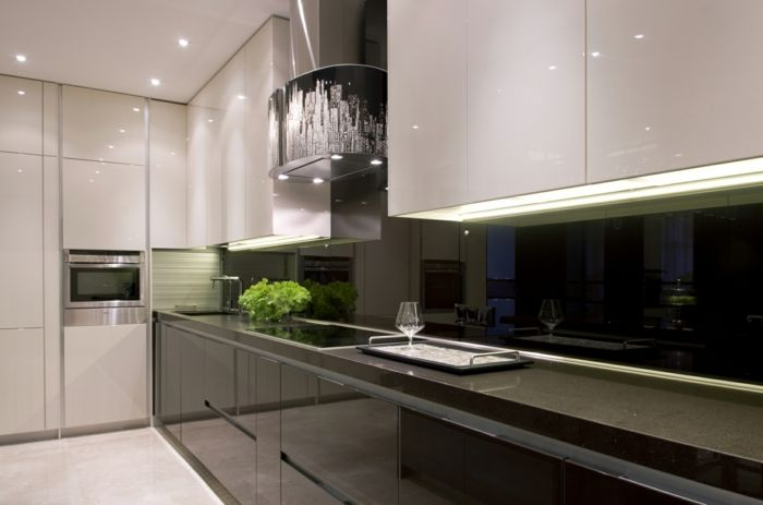 granitarbeitsplatten arbeitsplatten küche küchengestaltung Küche - arbeitsplatten für die küche