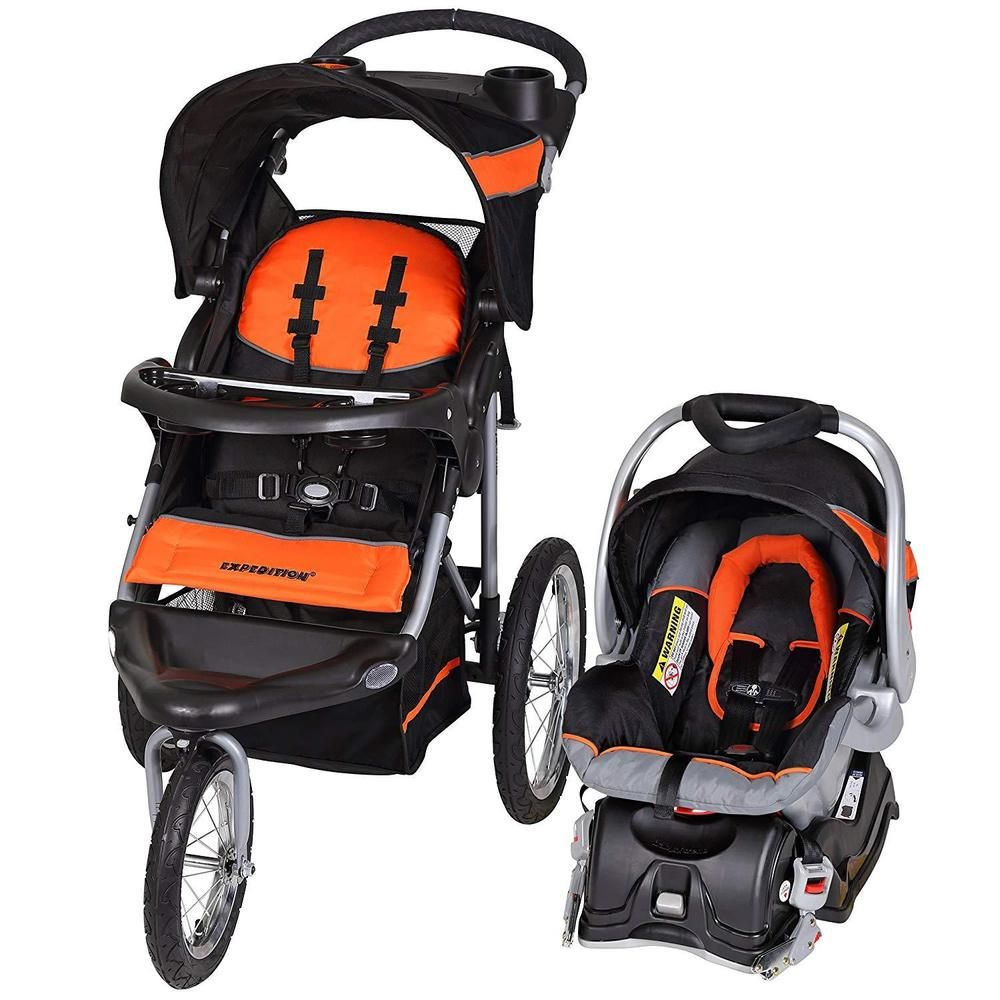Baby Car Seat And Stroller Set Infant Kid Travel System