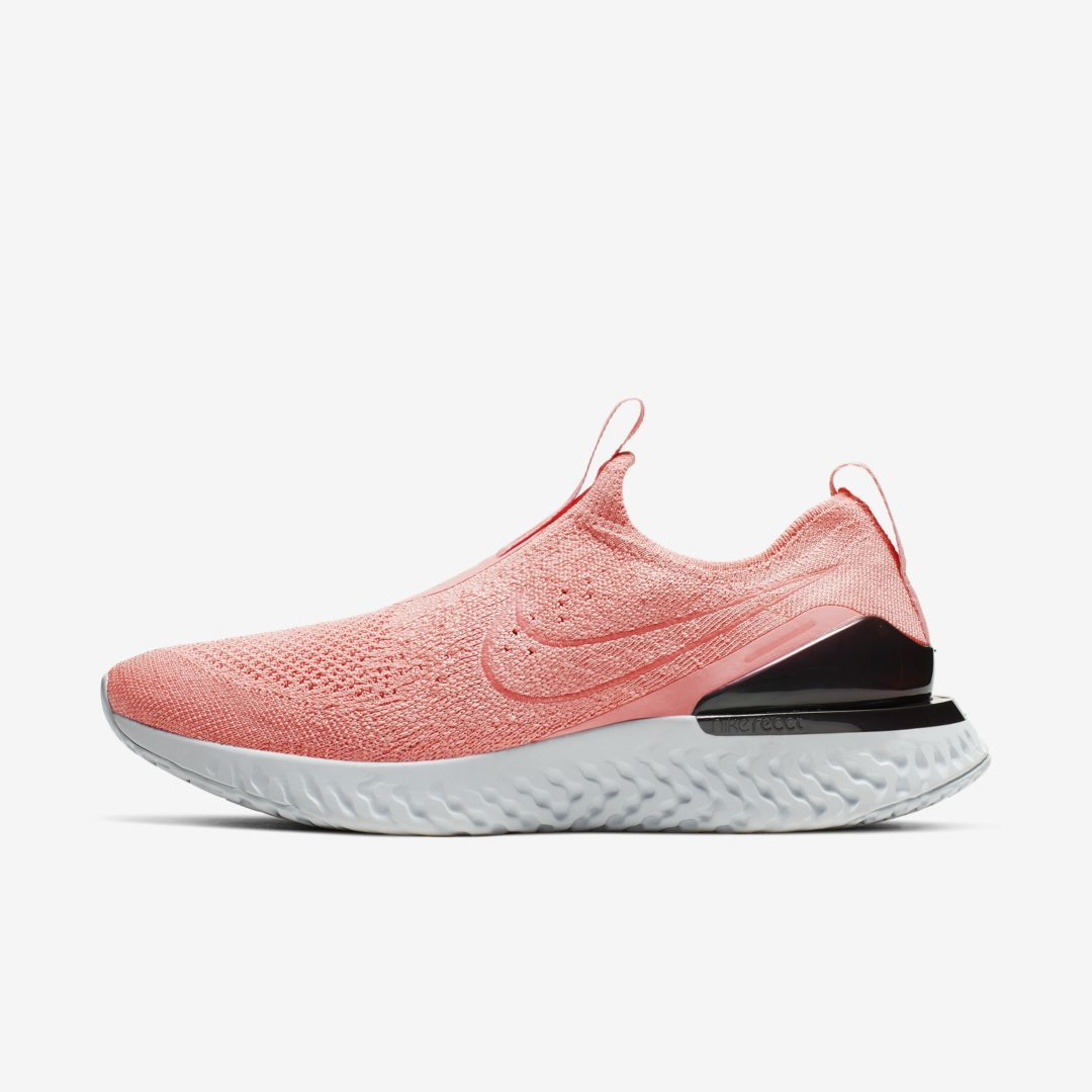 Nike Epic Phantom React Flyknit Women's Running Shoe (Bright