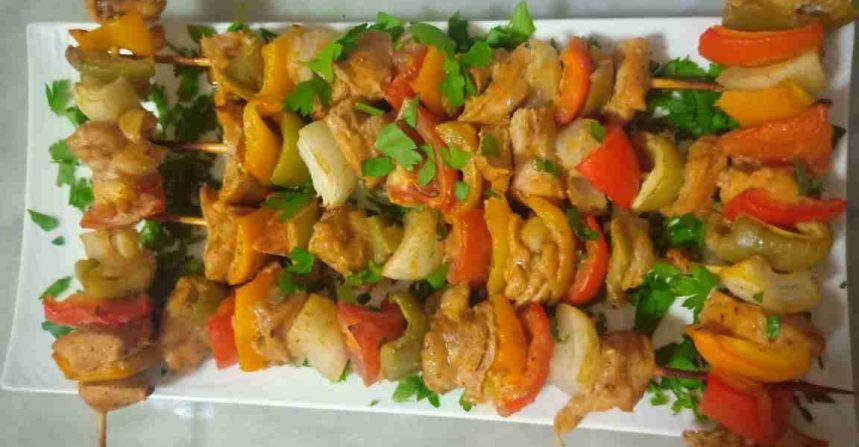 طريقة عمل الشيش طاووق طعم ولا احلى ملكة رمضان زاكي Recipe Meat Food Kitchen