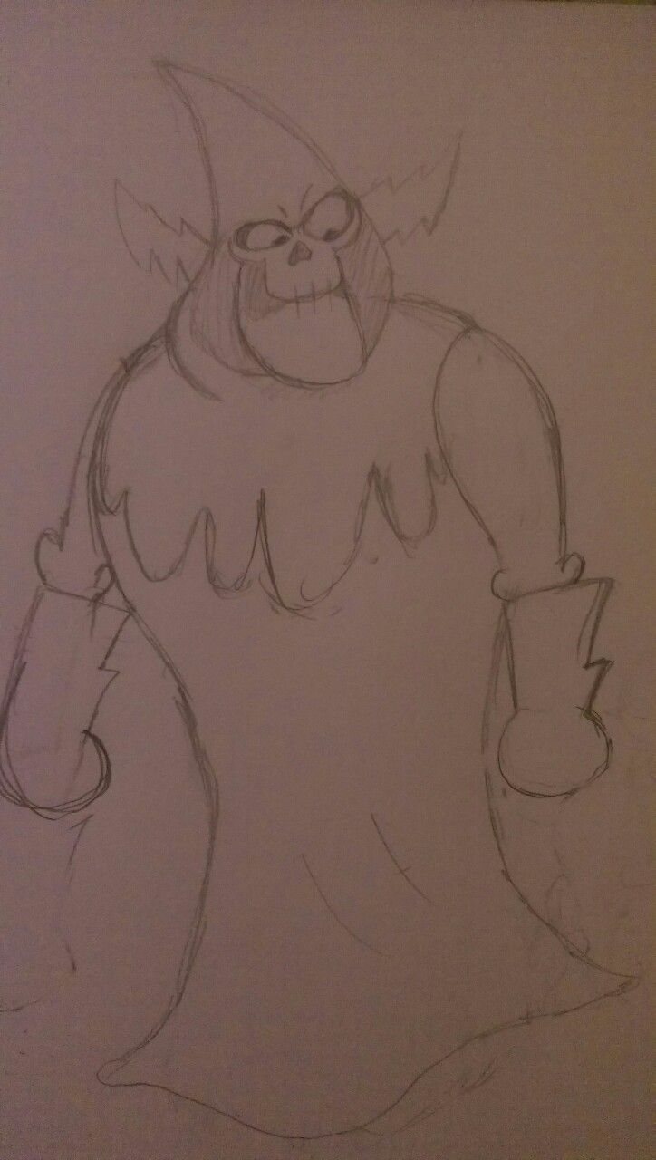 I ended up using that hater construction sheet to practice drawing Lord hater.