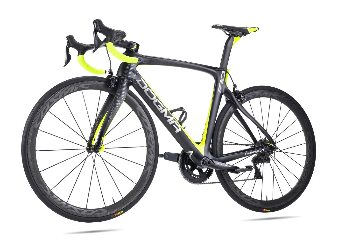The Pinarello Dogma F10 Was Unleashed Today Incorporating All Of