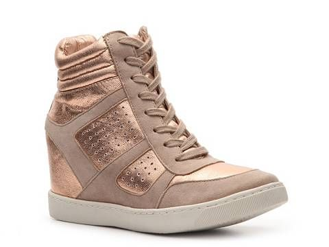 Wanted Wooster Wedge Sneaker Women's Sneakers Women's Shoes - DSW