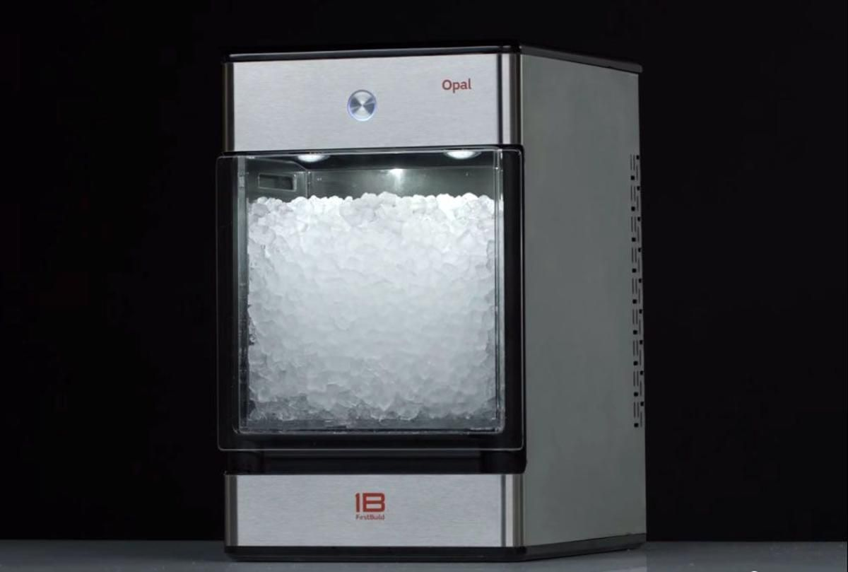 Ice Freaks Love Ge S Weird New Ice Machine Sonic Ice Ice