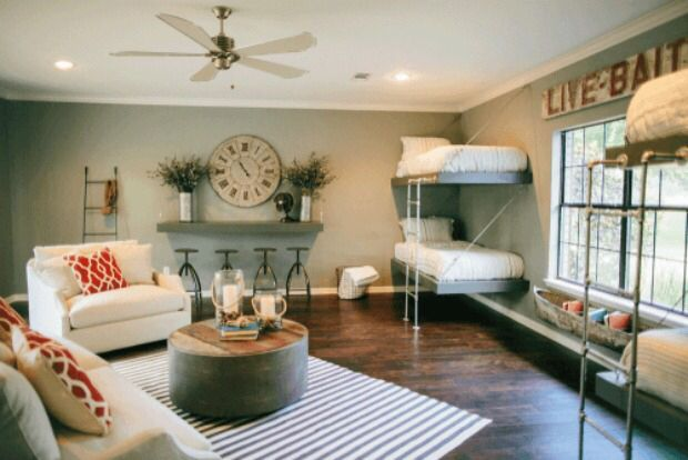 Love The Diagonal Placement Of Furniture And Rug Fixer Upper Home Magnolia Homes