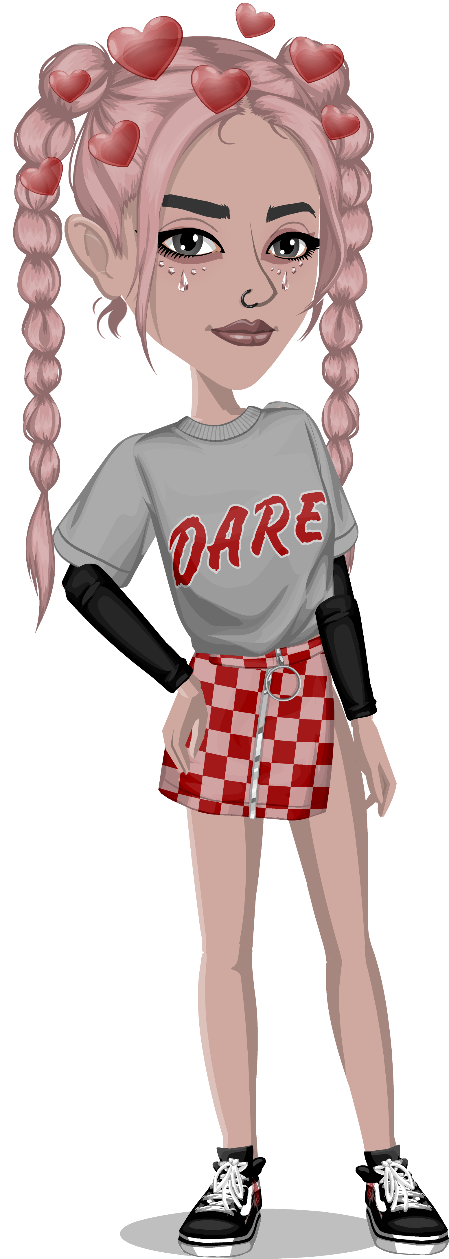 Moviestarplanet aesthetic | MSP Outfit Ideas in 2019 ...