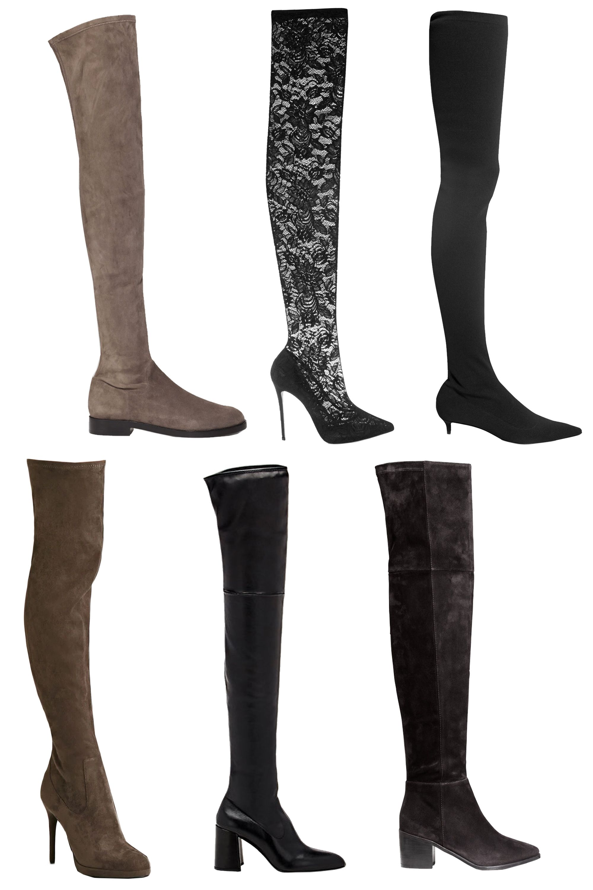 0c3604631ef  amp  Other Stories Fitted Over the Knee Boots