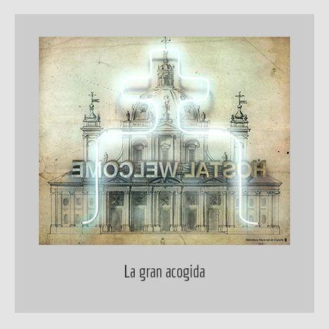LA GRAN ACOGIDA.  YENY CASANUEVA Y ALEJANDRO GONZÁLEZ. PROYECTO PROCESUAL ART.