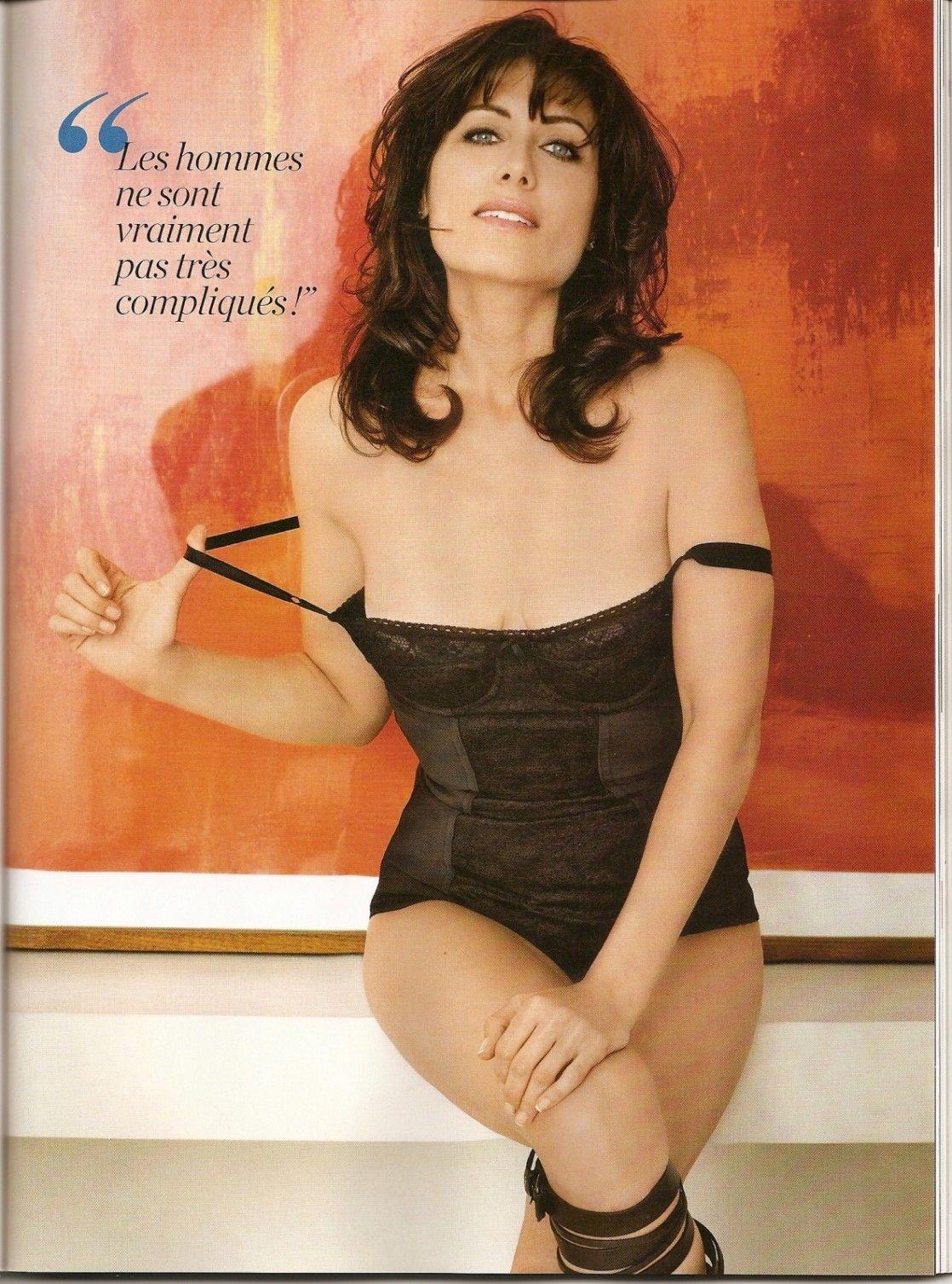 Lisa edelstein hot sex scne in house tv show