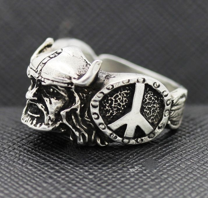 Ring SS WW II GERMAN WAFFEN WIKING DIVISION | Rings | Rings