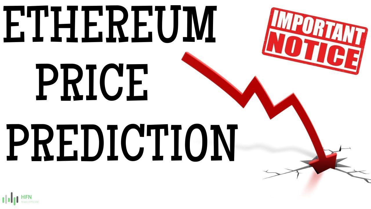 Ethereum (ETH) Is Going To Crash?