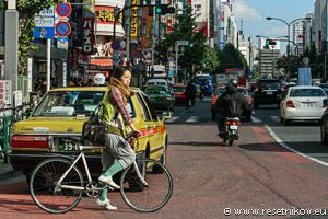 On the streets of Tokyo / Tokyo