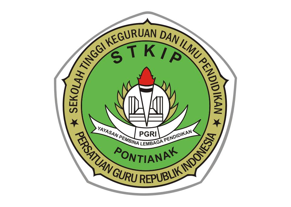 Logo Stkip Pontianak Vector Free Logo Vector Download Free Logo Vector Logo Logos