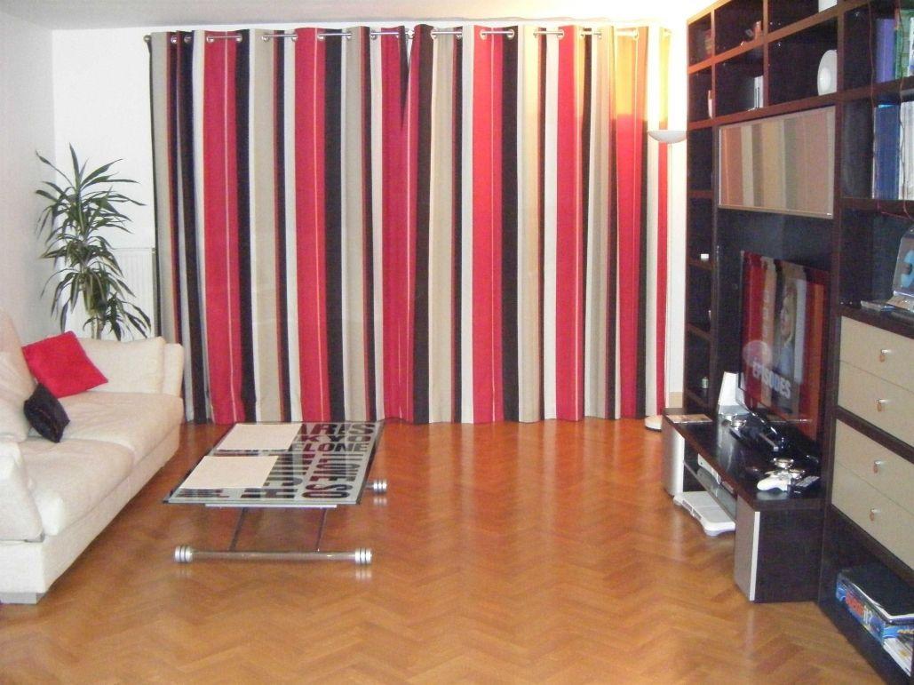Ahurissant Rideaux Salon Beau Rideaux Salon Moderne Avec Rideau De ...