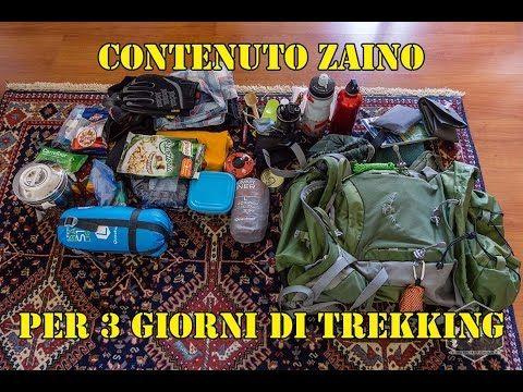 Zaino per un trekking di tre giorni (eng sub) 🎒 - http://survivinghub.com/zaino-per-un-trekking-di-tre-giorni-eng-sub-%f0%9f%8e%92/