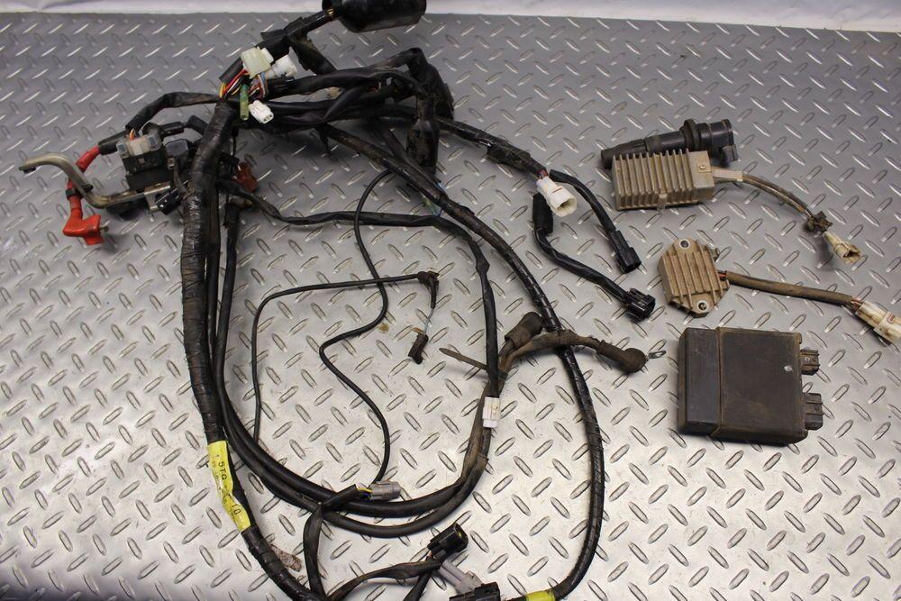 yamaha yfz450 yfz450se yfz450v MAIN ENGINE WIRING HARNESS MOTOR WIRE