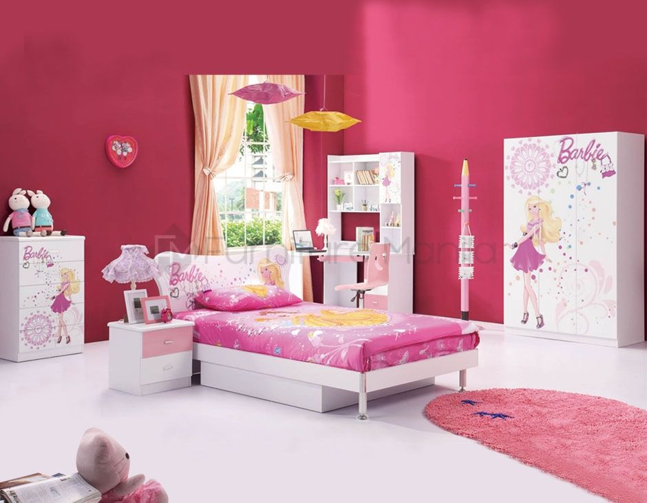 Furniture And Accessories Barbie For Bedroom