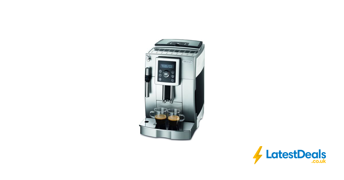 Black Friday Price Now! DELONGHI Bean to Cup Coffee