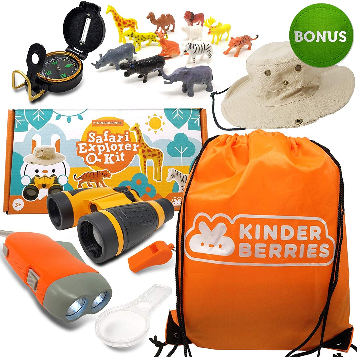Our Kids Outdoor Explorer Kit! Will be soon available on ...