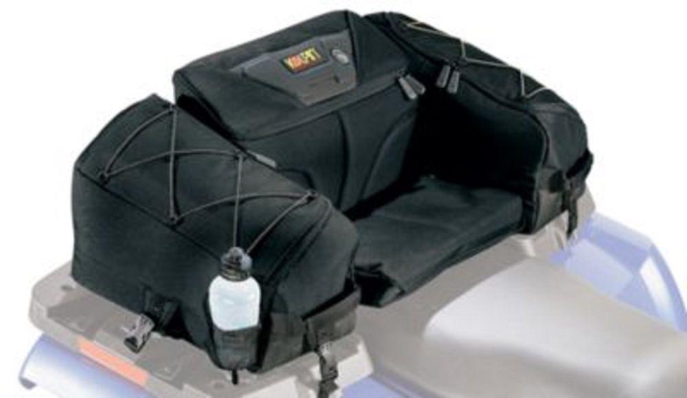 91155 Kolpin Black Matrix Seat Bag