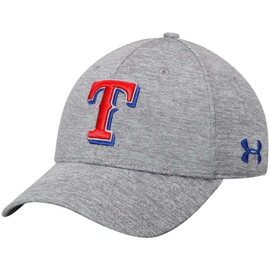 sports shoes f4e52 97b40 ... ireland mens texas rangers under armour heathered gray twist closer  performance snapback adjustable hat your price