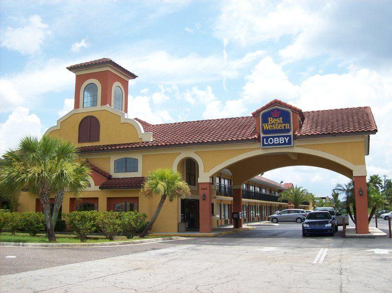 Best Western we like near St. Augustine Beach. Best