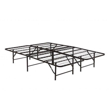 Brooklyn Bedding High Rise Bed Frame Queen With Images High