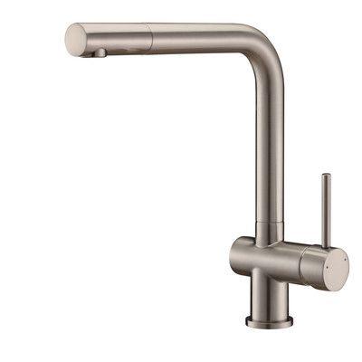 Ruvati Cascada Single Handle Kitchen Faucet  Faucets  Pinterest Magnificent Single Handle Kitchen Faucet 2018