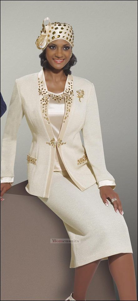 Beautiful Women S Church Suits That Turn Heads Pinterest