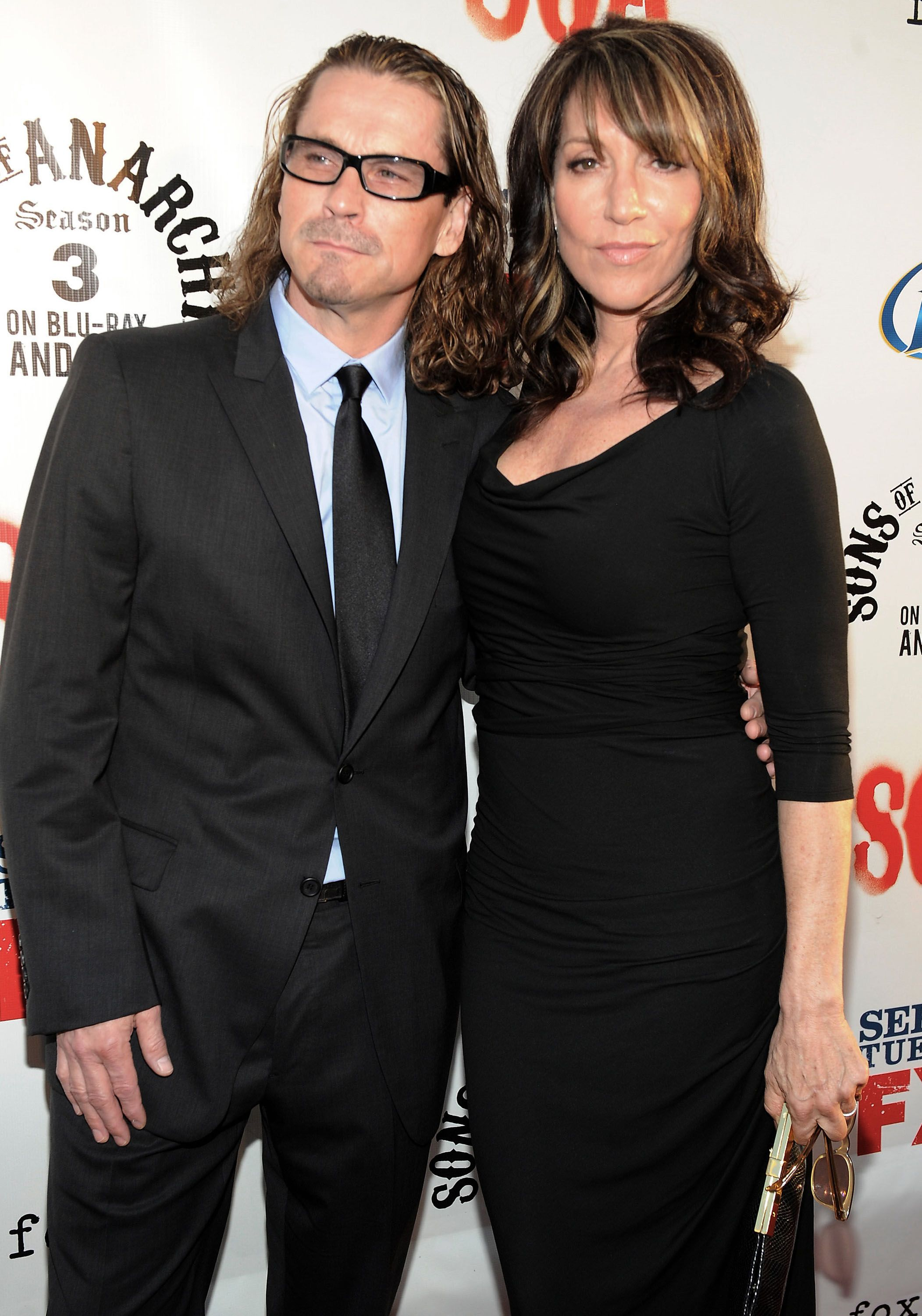 Kurt Sutter and Katey Sagal | Famous Couples | Pinterest ...