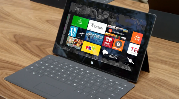 Surface RT tip: How to free up some space by uninstalling
