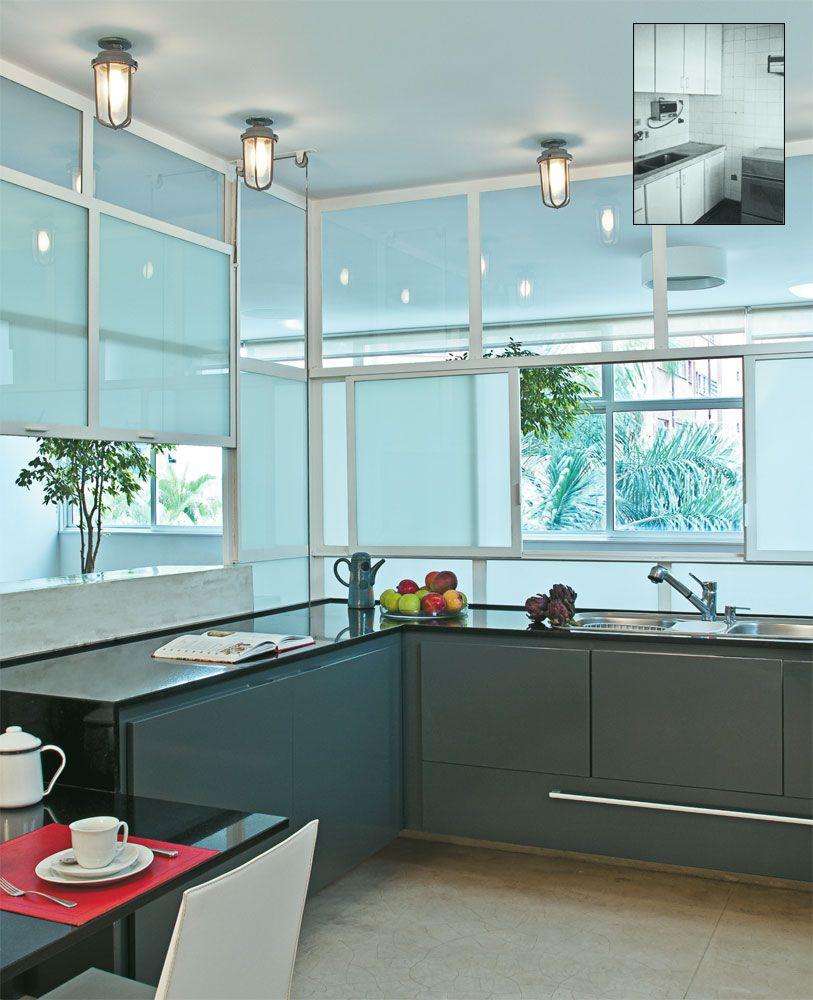 Reformar Para Qu Ideias Para Cozinha Quarto Sala E Varanda  ~ Ideias Para Reforma De Cozinha