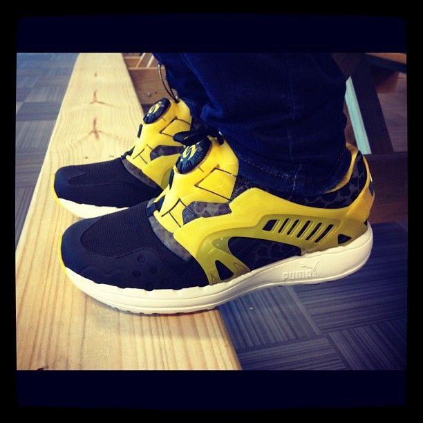 #PUMA Disc Blaze LTWT #Sneakers. #shoes #fashion