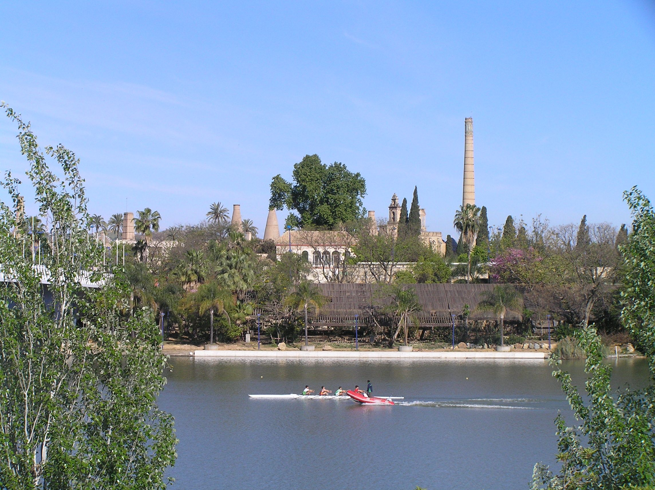 Sevilla, La Cartuja.