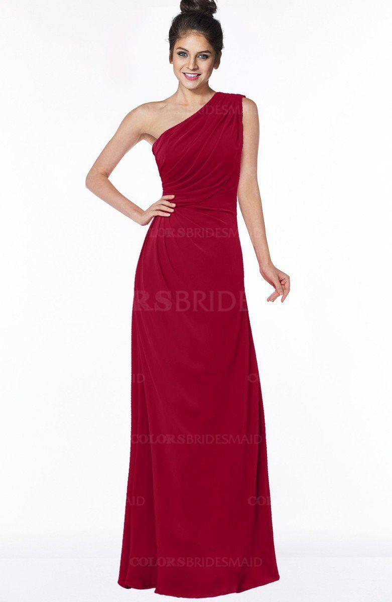 Dark purple wedding dress  ColsBM Daniela  Dark Red Bridesmaid Dresses  Wedding Ideas