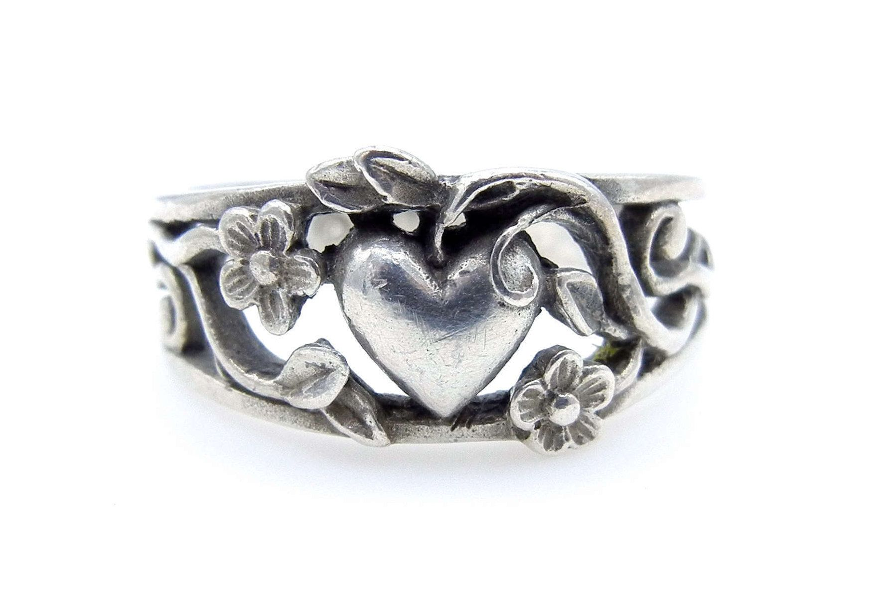 Reserved Sterling Silver James Avery Ring
